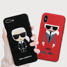 watch 4bbb1 7091c Buy karl lagerfeld case iphone 7 and get free shipping on AliExpress.com