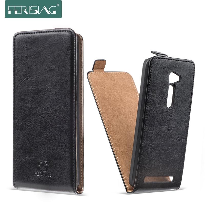 font b FERISING b font For Asus Zenfone 3 Max ZC520TL Flip Case Leather Cover