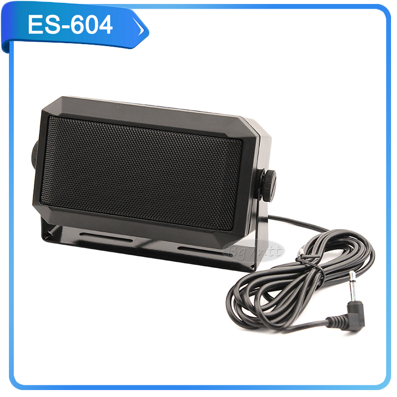 horn ES 604 for car radio QTY KT 8900 KT 8900R for TH 9800 TH 7800