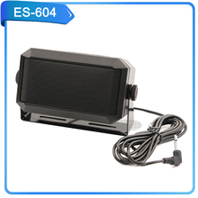 horn ES-604  for car radio QTY KT-8900 KT-8900R for TH-9800 TH-7800 for mobile radio YAESU loud speaker ES604 big lound BLACK