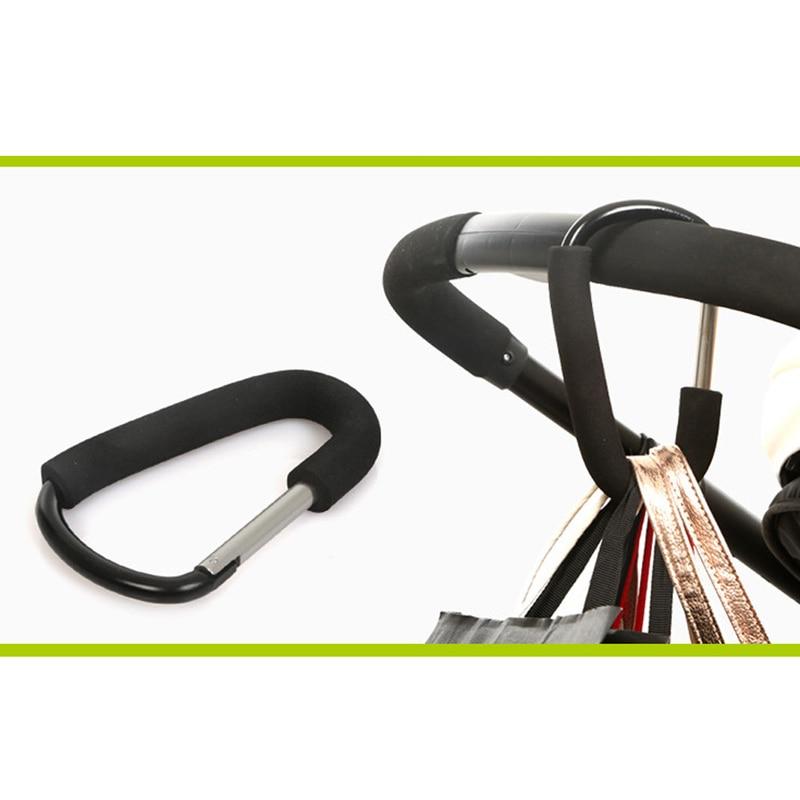 16*10CM Baby Stroller Hook Stroller shopping hook Accessories Pram Hooks Hangers