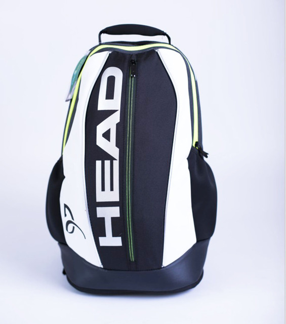 Head Tennis Bag Djokovic Brand Racket Backpack Original