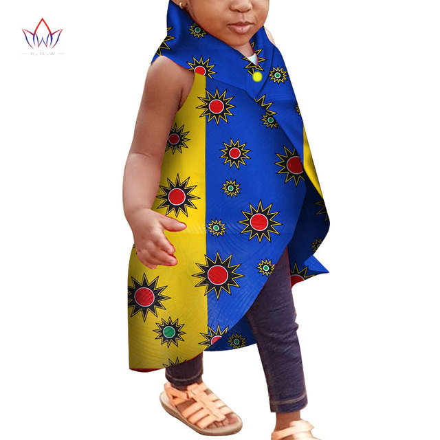 f18f190908 2019 african clothing for children dashiki Traditional cotton cloth  Matching Africa Print t Children Summer sleeveless