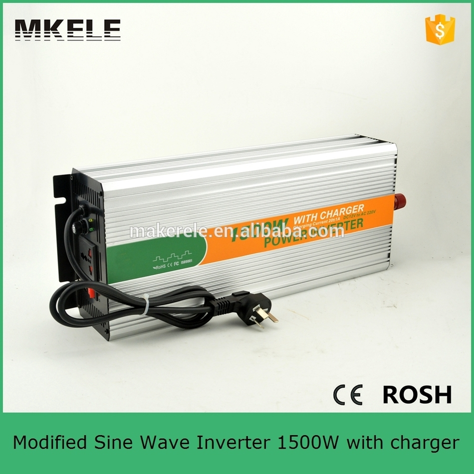 цена на MKM1500-241G-C 1500 watt power inverter 24v inverter 120vac output 1500 watt inverter,modified inverter sine with charger