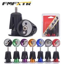 FMF Bicycle Handle Bar Plugs Cap End Aluminum Handlebar Bike Caps Stoppers High Quality