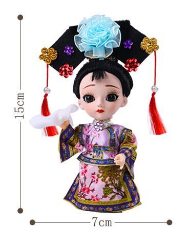 2019 Nieuwe Beijing Peking Opera Pop Features Kunsten En Ambachten Guan Yu Pop Ornamenten Home Decoratie Miniatuur Beeldjes Gewuc Elegant En Stevig Pakket