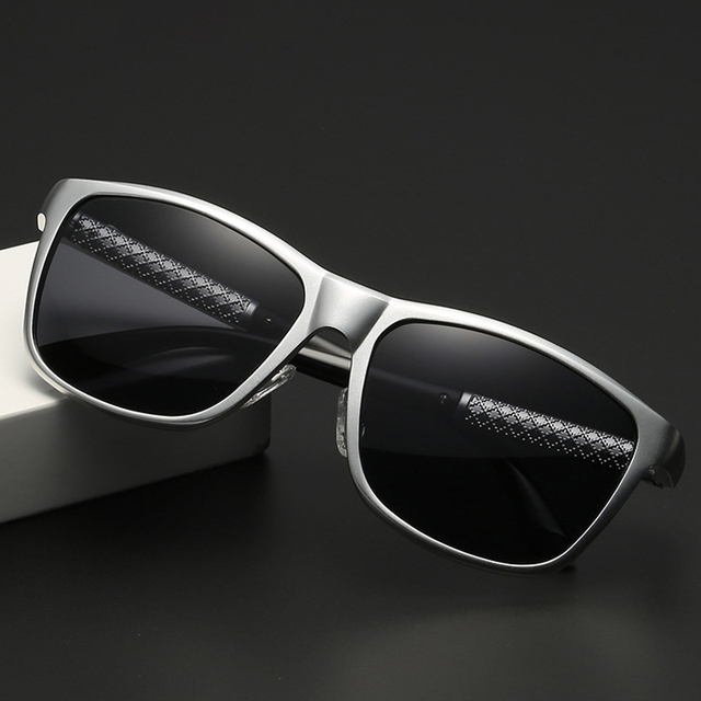 Polarized Aluminum Sunglasses