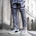 2017 Sweatpants Justin Bieber Kanye  Fear of God Trousers Mens Joggers Jumpsuit Urban Clothing Casual Harem Men Pants