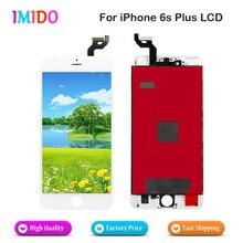20 pçs/lote 6 S Mais Lcd Digitador Da Tela de Toque Para o iphone No Dead Pixel Navio Montagem Foguete de Qualidade AAA