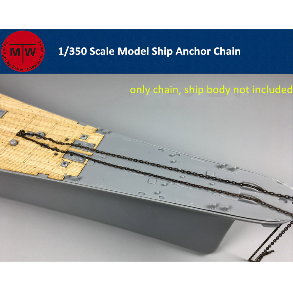 1/350 Scale Model Ship Anchor Chain For Ship Model CY350012(not Include Anchor)