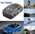 Excellent New Laser Anti Radar Detector V9 Car Detector with Russia / English 16 Brand LED Display X K NK Ku Ka hight quality
