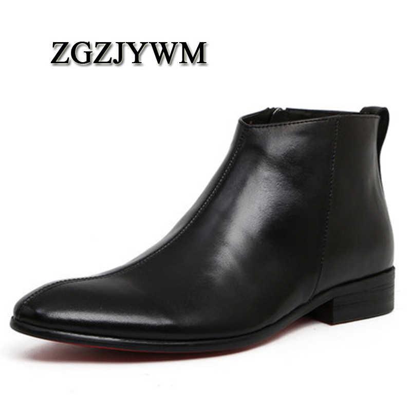 male dress boots