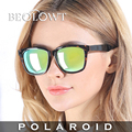 BEOLOWT women's men's UV400 Polarized Sunglasses Driving  Alloy Sun Glasses for women men with Case Box  BL486