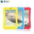 """Nueva y3 irulu 7 """"niños 5.1os tableta 1280*800 ips pantalla quad core android 1g/16g de doble cámara de 4000 mah batería grande irulu babypad"""