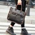 Tidog The new Korean male bag handbag shoulder bag briefcase business bag