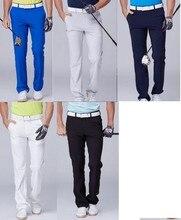 Ti брюки-гольф полной длины * цвета с
