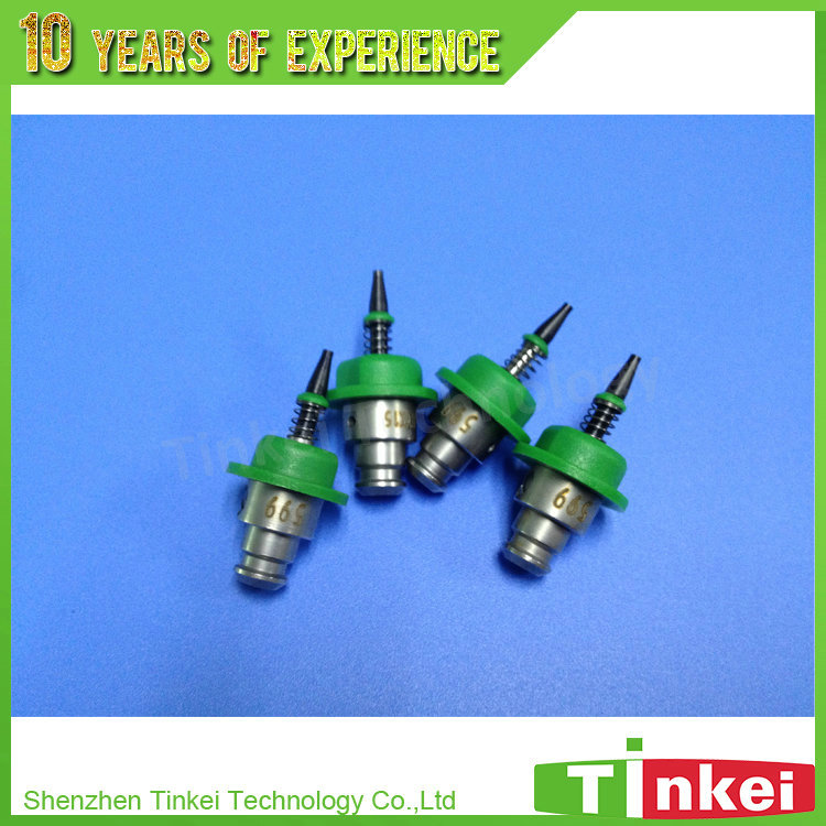 juki nozzle 599 smt nozzle for juki pick and place machine smt juki feeder af8 4mm an081e af081e af081p used in pick and place machine