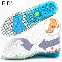 EVA Premium Orthesen Gel frühjahr Hohe Arch Support Einlegesohlen Gel Ferse Pad Kissen, 3D Arch Unterstützung für Flache Fuß Plantar Fasciitis