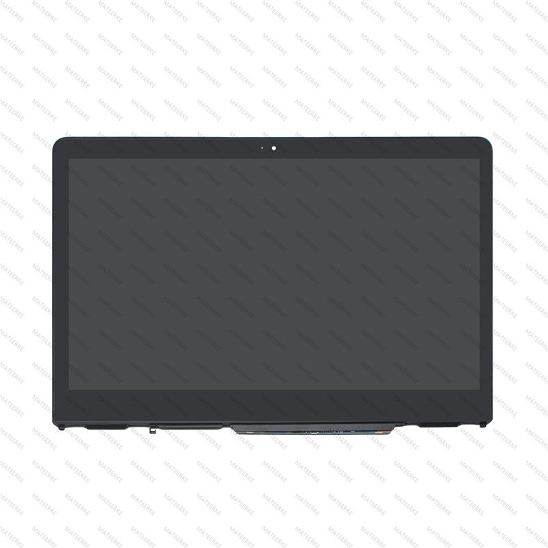 B140XTN02.E N140HCE-EBA 14'' IPS LED LCD Touch Screen Digitizer Assembly+Frame For HP Pavilion X360 14-ba Series