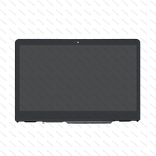 B140XTN02.E N140HCE EBA 14 IPS LED LCD Touch Screen Digitizer Assembly+Frame For HP Pavilion X360 14 ba series