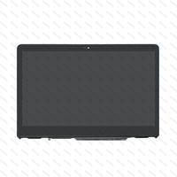 B140XTN02.E N140HCE EBA 14'' IPS LED LCD Touch Screen Digitizer Assembly+Frame For HP Pavilion X360 14 ba series