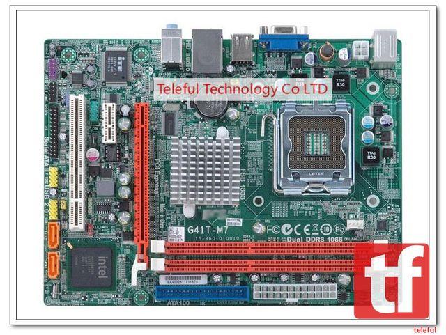 Socket 775 Motherboard for ECS G41T M7 DDR3 775 PC-in Motherboards
