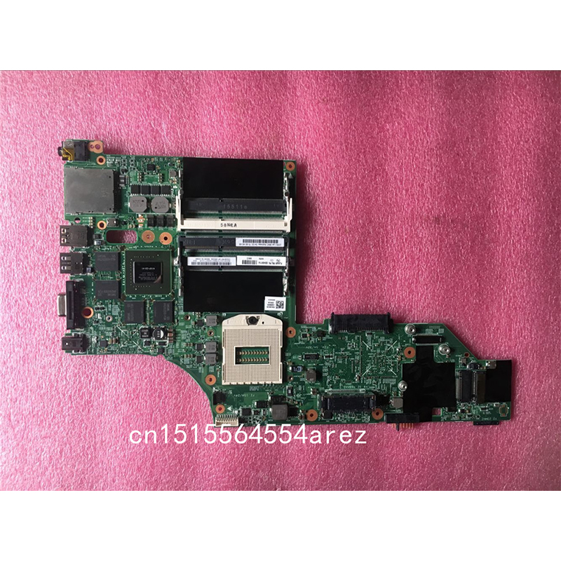 Original laptop Lenovo THINKPAD W541 W8P Q3 motherboard Mainboard 00HW114