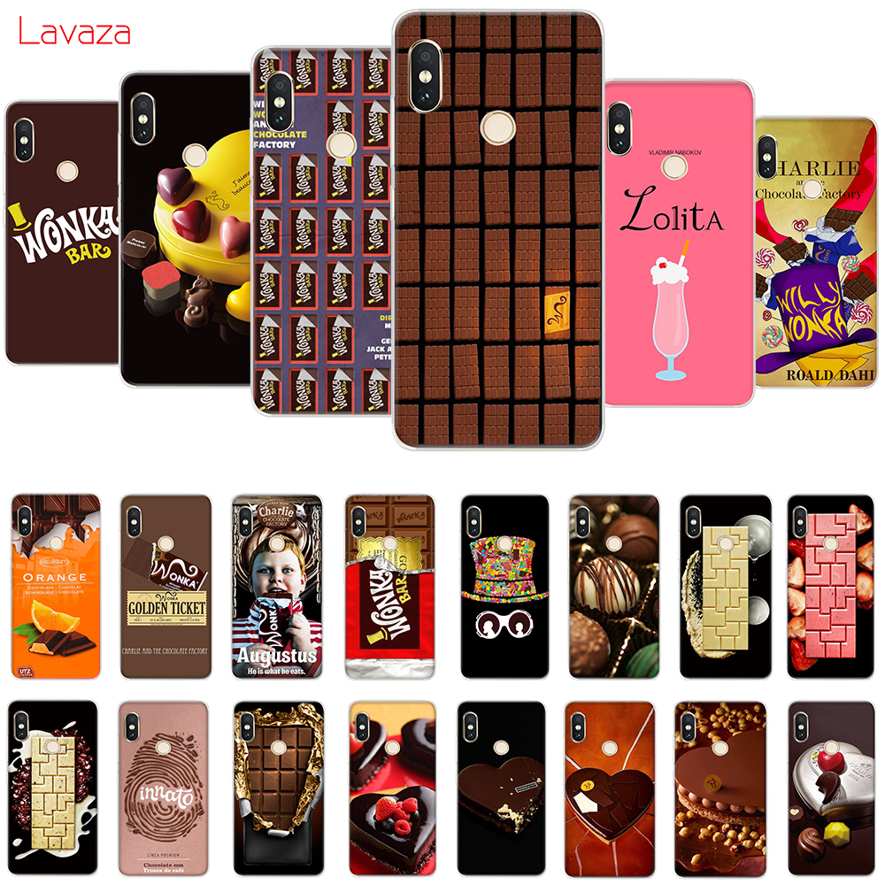 Lavaza Chocolates Pattern Hard Phone Cover for Huawei Mate 10 20 P10 P20 P30 Lite Pro P smart 2019 Case