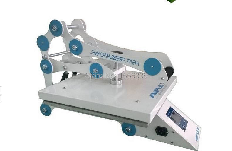купить manual new heat press machine for t shirts heat printer machine недорого