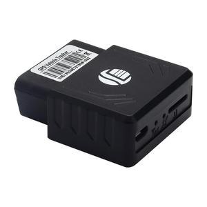 Image 2 - سيارة OBD GPS المقتفي التوصيل والتشغيل متعقب السيارات OBD GPS الوقت الحقيقي محدد مع SOS إنذار الجغرافية السياج الحرة الشحن بالجملة