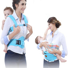 2-36 Months Breathable Cap Carrier Front Facing Back Carrier Infant Comfortable Sling Backpack Pouch Wrap Kangaroo Baby Carrier(China)