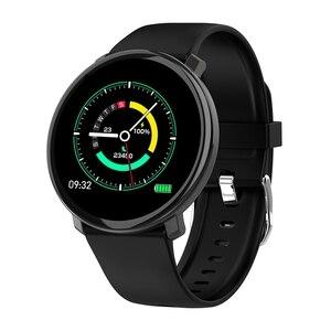 Image 1 - Multifunctionele Smart Horloge M31 Full Screen Druk Ip67 Waterdichte Meerdere Sporten Modus Diy Smart Horloge Gezicht Voor Android & Ios