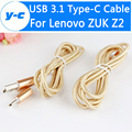 For Huawei Mate 9 USB 3.1 Type-C Cable 100% New Micro USB Wire Adapter For Lenovo Zuk Z2/Z2 Pro/For zte nubia Z11 miniS/