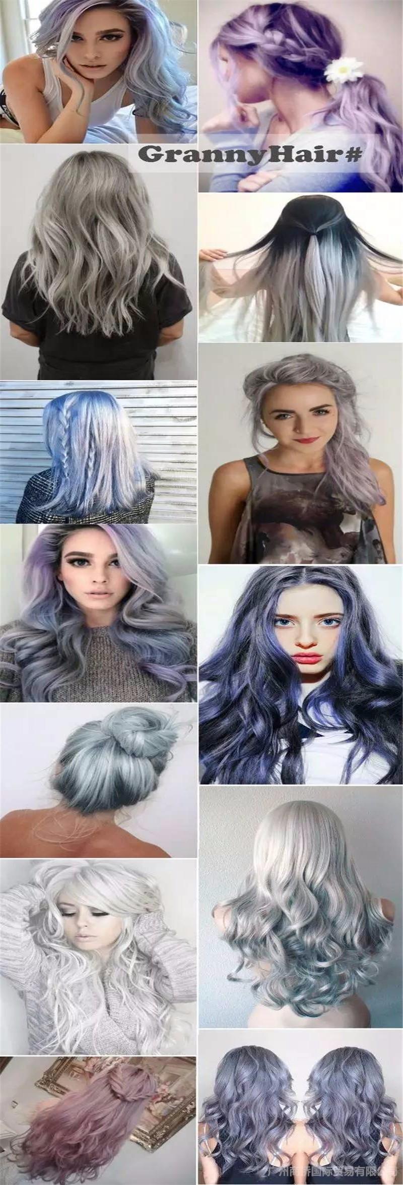 Stereotypes Wax Hair Wax Hair Color Cream Men Hair Gel Strong