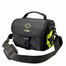 TUBU 6091 New Portable Small Travel Camera Bag Waterproof Casual Shoulder Bags for Canon  Mini Shockproof