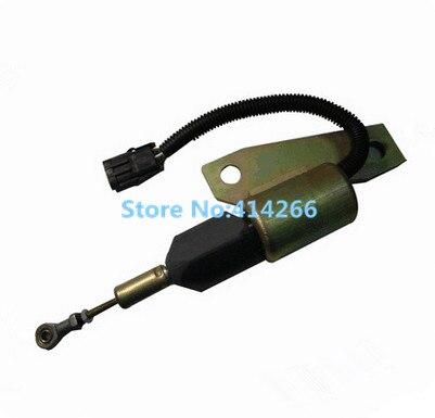 цена на New Diesel Shutoff Solenoid Stop Valve For 3991625 SA4959-24 24V