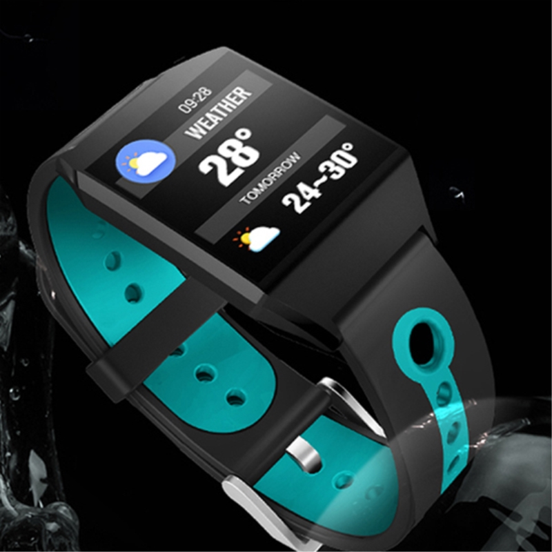 men Watch Bracelet Bluetooth Smart Watch Sports Blood Heart Rate Monitor color screen Smart Bracelet Android IOS Pedometer W1 bluetooth new smart watch blood pressure monitor bracelet sports watch pedometer fashion women smartwatch for ios and android