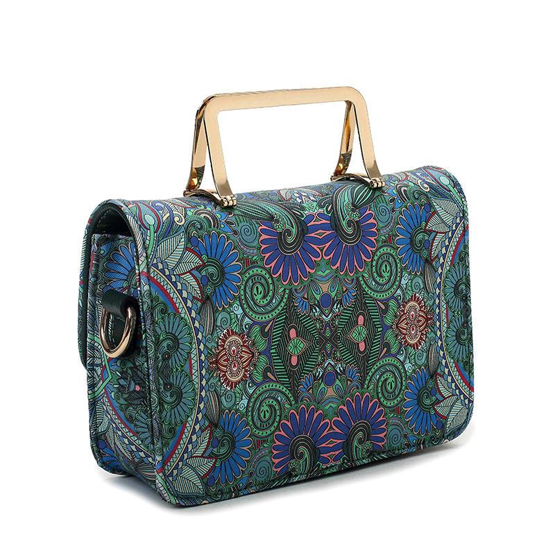8e154c968a04 kavard Clutch Forest Mini beach bag green crossbody bags for Women ...