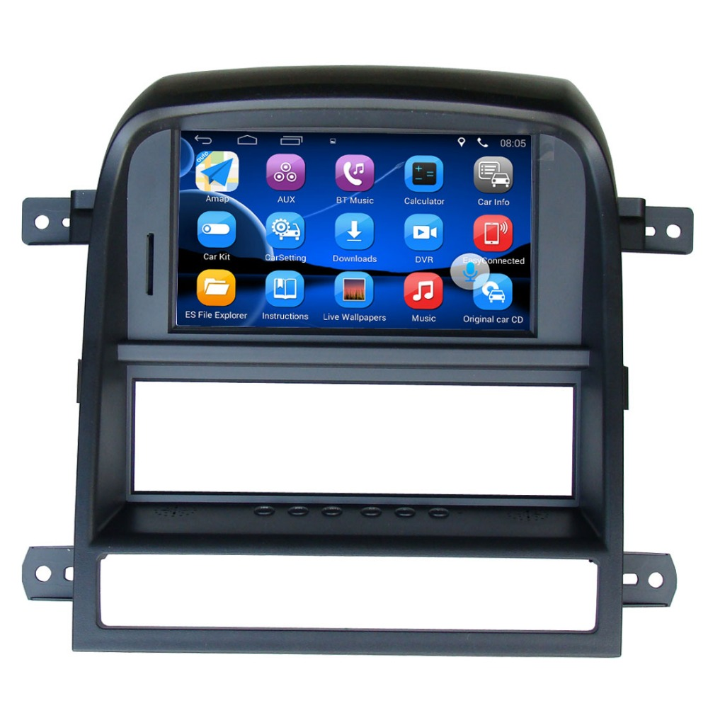 small resolution of 6 2 inch android car gps navigation for chevrolet captiva 2008 2011 car video player support wifi bluetooth mirror link in car multimedia player from