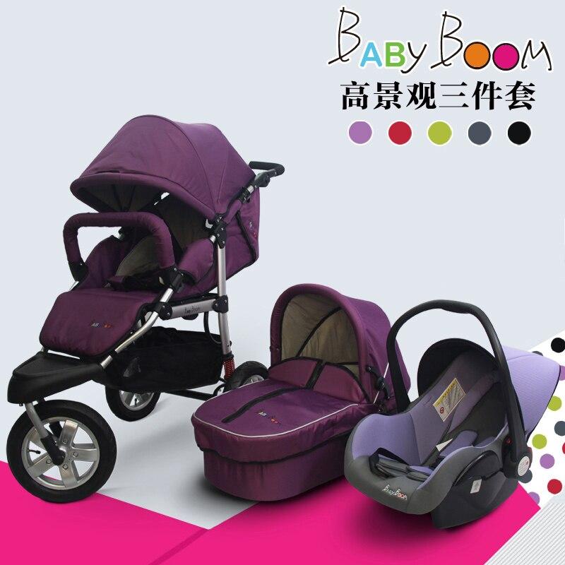 Leybold babyboom baby stroller baby car baby stroller off-road light buggiestLeybold babyboom baby stroller baby car baby stroller off-road light buggiest