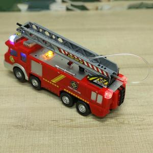 Image 5 - New Style Water Spray Fire Engine Car Toy Electric Fire Truck Children Educational Vehicle Toy for Boy High Quality Gifts