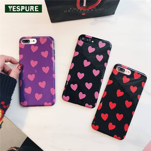 pretty nice 048c2 1f697 US $9.33 |Aliexpress.com : Buy YESPURE Glitter Bling Fancy Women Handphone  Cover for Iphone X 8 8plus 7 7plus 6 6s 6plus Fundas Para Celular Antishock  ...