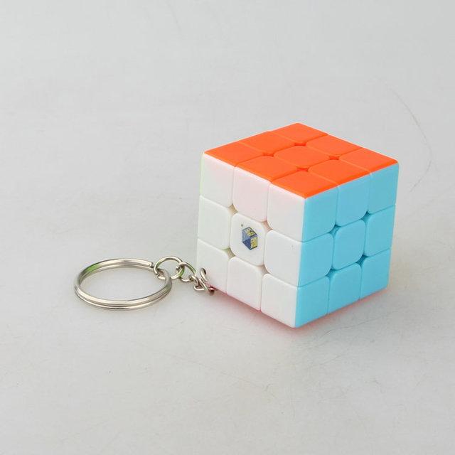 Candy Magic Cube Keychain