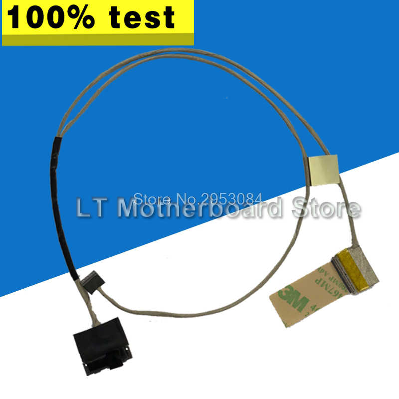 Nieuwe Laptop Scherm LVDS LED LCD Video Flex Kabel Voor ASUS Transformer TP300 TP300L TP300LN TP300LA ASM BOE DC02C00940S