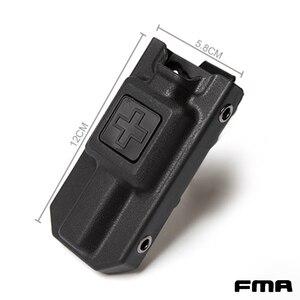 Image 5 - حامل عاصبة لتطبيق FMA حقيبة تخزين طبية مرنة EMT حافظات معدات تكتيكية Airsoft