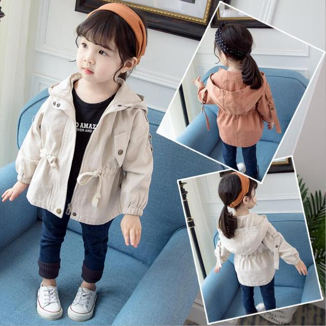 4e20c19ddae baby girl jacket christmas autumn winter jacket coats Children hooded  outerwear kids warm outfits enfant thicken cute coats