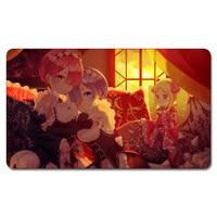Kara Hajimeru Isekai Seikatsu Playmat 525 Custom Anime Board Games Play Mat Card Games Custom