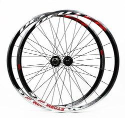 2019 wysokiej jakości gorąca sprzedaż 700C Alloy V koła hamulcowe Bmx Road koło rowerowe Aluminium droga koła koła rowerowe 8/9/10 prędkości