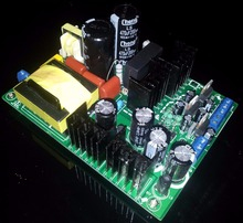 500 w +/ 65 v amplificador de dupla tensão psu áudio amp placa de alimentação de comutação