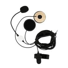 Motorcycle Helmet Headset Microphone for Yaesu Vertex Vx-3R, Vx-5R Vx-400 Vx-160 Radios цена